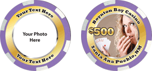 Poker chips template #115