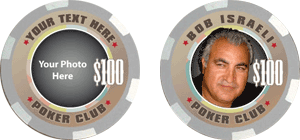 Poker chips template #118